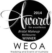 Sydney Bridal Make Up and Hair Styling
